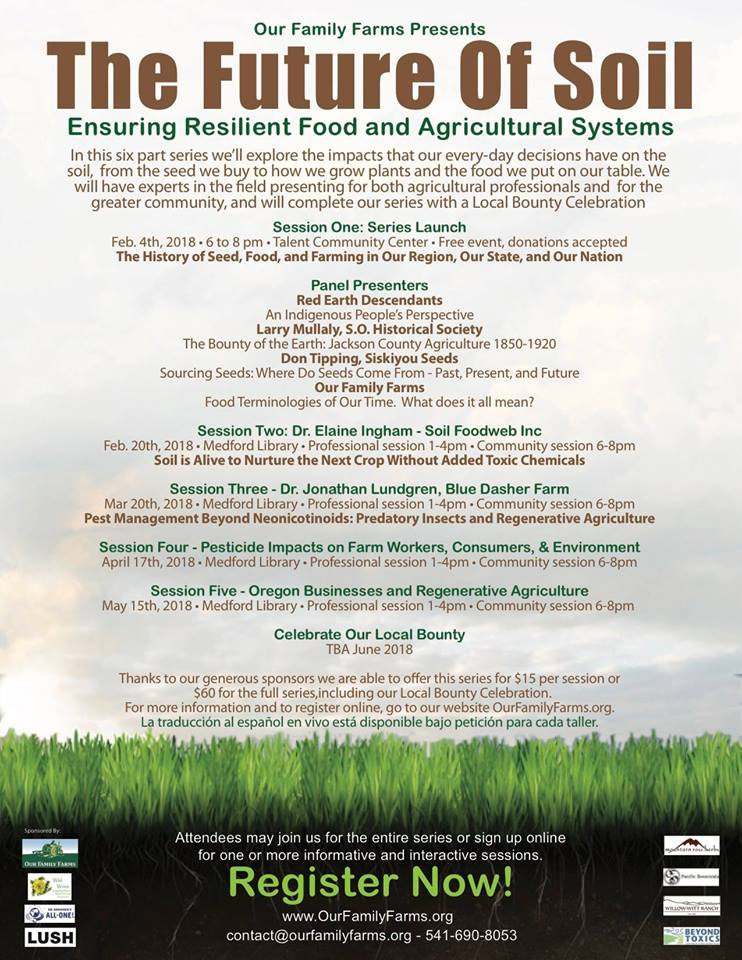 Upcoming events the future of soil ensuring resilient for Soil library
