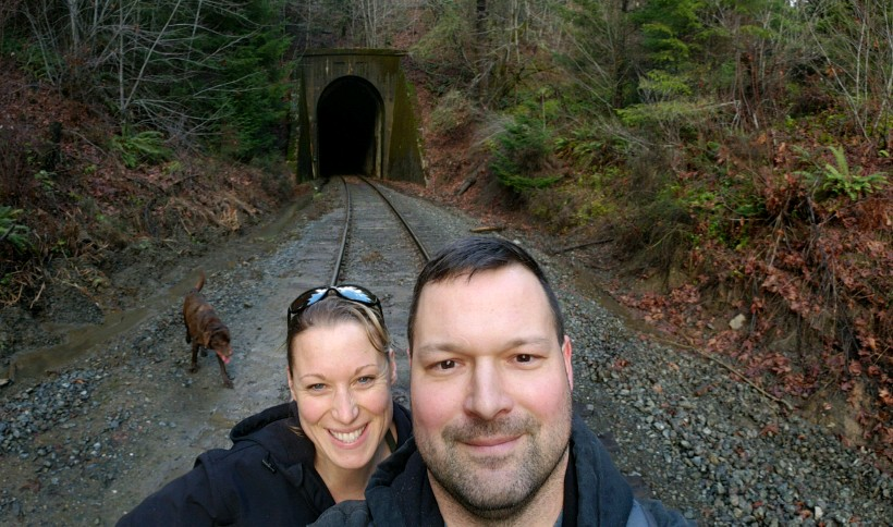 GO HERE: Tunnel for My Valentine - Hiking Trails with Tunnels - Rogue  Valley Messenger